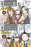 本日(2018/09/11)の阪神中日戦を観ていた艦娘たちの様子です。ご確認下さい・・・