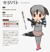 【まったり浮遊部オリフレS】キジバト