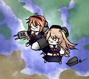 白露型駆逐艦の力、侮れないでしょ?