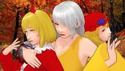秋サンド~平成最後の秋の訪れ【そばかす式】