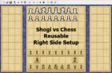 【変則将棋】将棋vsチェス(右配置)<再利用あり>【対局】
