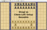 【変則将棋】修正版:将棋vsチェス(左配置)【対局】