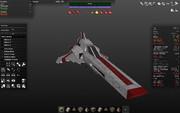 Colonial Viper Mk-II :GALACTICA/ギャラクティカ