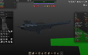 Colonial Viper Mk-VII その2 :GALACTICA/ギャラクティカ