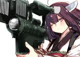 きりたん砲発射