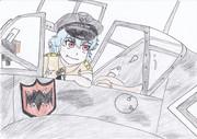 Me109F4とおぜう