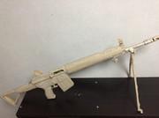 段ボールで89式小銃作ってみた
