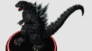 ゴジラ(×メカゴジラ版):フィギュア風MMDゴジラ大図鑑71