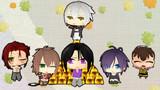【MMD薄桜鬼】チビ方さん、チビ平ちゃん、チビ左之さん配布