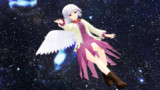 片翼の女神
