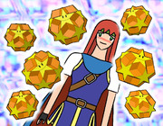 十二・十二面体と少女