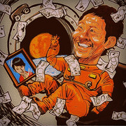 前澤社長、月旅行へ