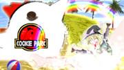 思い出のウォータースライダー-あの夏、クッキー☆パークにて-