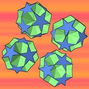 小十二面半二十面体