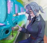 油で玉の摩擦力を変化させるゴトランド
