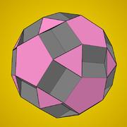 小十二・二十・十二面体