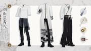 【MMD衣装配布】中華風 古風 衣裝+飾品【再开】