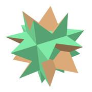 星型切頂六面体