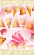 ソフトクリーム 37 ※いちご味・おむ08206