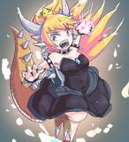 クッパ姫~!