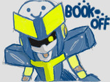BOOK-OFF型メダロット