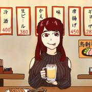 ラーメン待ちます小野早稀さん