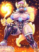 【スーパーマリオ】クッパ姫