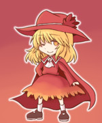 秋(赤)魔道士