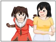 小説23巻目の挿絵7枚目