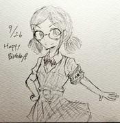 きよみちゃん誕生日おめでとう!