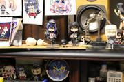 とある艦これにハマったキモオタの汚い飾り棚