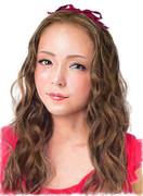 デジタル似顔絵/安室奈美恵
