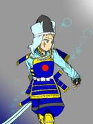 脇下一族列伝 剣士 和泉ちゃん!