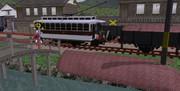 開業当初の玉川電気軌道