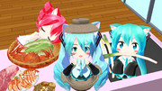 【MMD】お鍋の季節