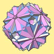 大切頂二十・十二面体