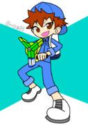 【リクエスト#21】ぷよぷよ風 B細胞さん