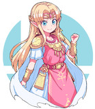 スマブラ参戦ゼルダ姫