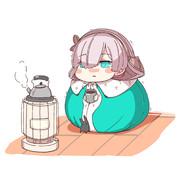 アナスタシア(防寒体制)