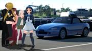 涼風(艦これ)の愛車
