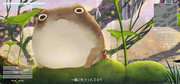 蛙の池【ゲーム画面】