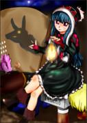 ★5志摩リンちゃんと牛鬼の亡霊