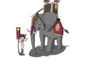 カルタゴ:象部隊