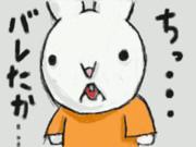 ミッフィーの素顔(gif ver.)
