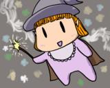 妖精さん(魔法使い)