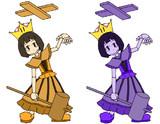 キボット姫&ヒノキボット姫