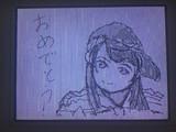 どうぶつ図鑑1周年記念絵②どうぶつ!よーいドン!アナザージャケ田村響華模写