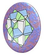 複合多面体のパールコイン