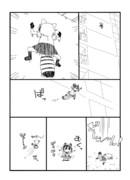 今日のらくがき2018/10/05