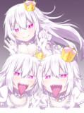キングテレサ姫とテレサ姫